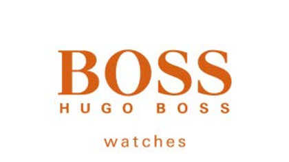 HUGO BOSS ORANGE BERLIN QUARTZ MOVEMENT BLACK DIAL 1512945
