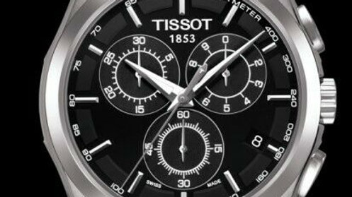 Tissot Couturier Watch T035.617.11.051.00
