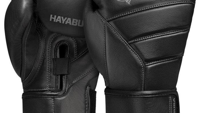 HAYABUSA T3 Kanpeki Boxing Gloves Premium Leather Dual-Strap Boxing Glove