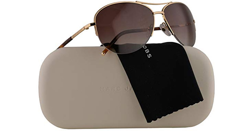 MARC JACOBS MARC 61 GOLD BROWN GRADIENT