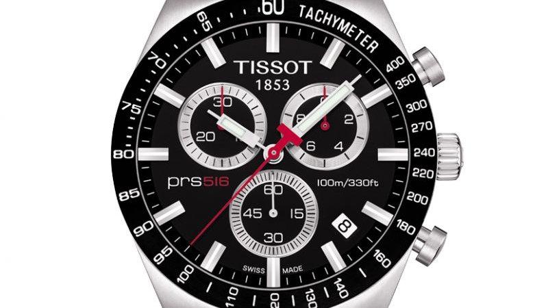 Tissot PRS 516 Men's Chronograph Watch T0444172105100