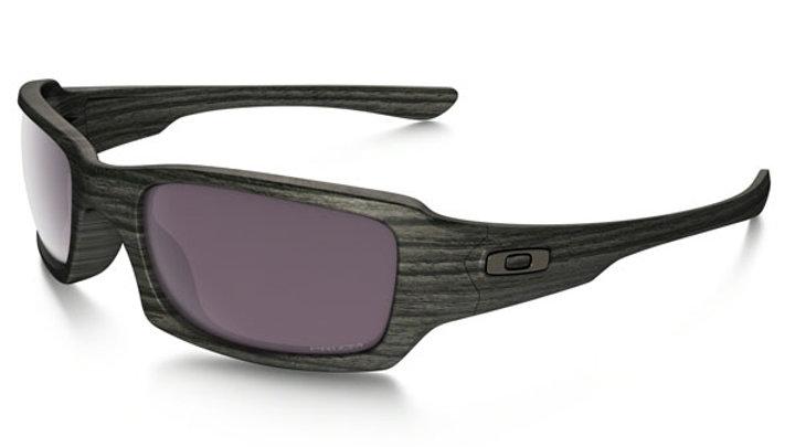 Oakley Sunglasses Fives Squared Prizm Polarized Woodgrain