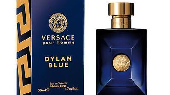 Versace Dylan Blue Eau de toilette 50 ml