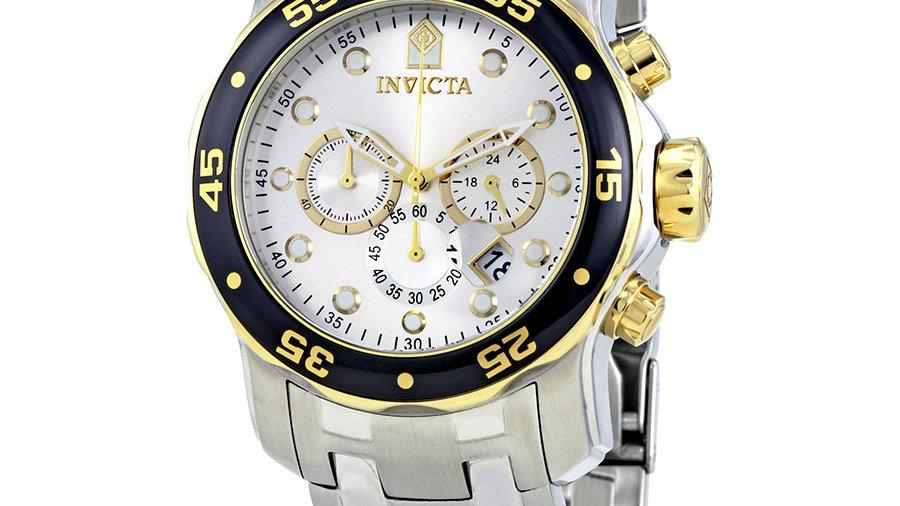 Invicta Pro Diver Chronograph Silver