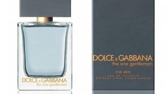 D&G The One Gentleman EDT 100 ML