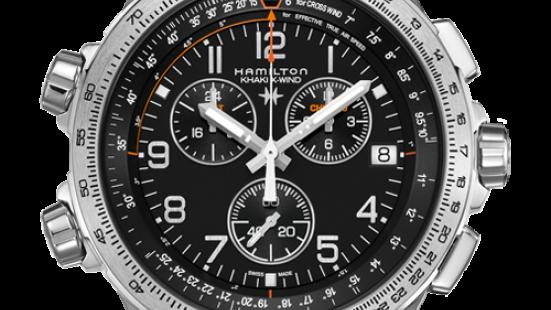 HAMILTON Khaki Aviation X-Wind Chronograph