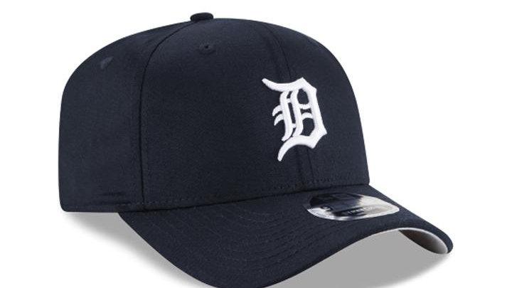Detroit Tiger Snapback New Era