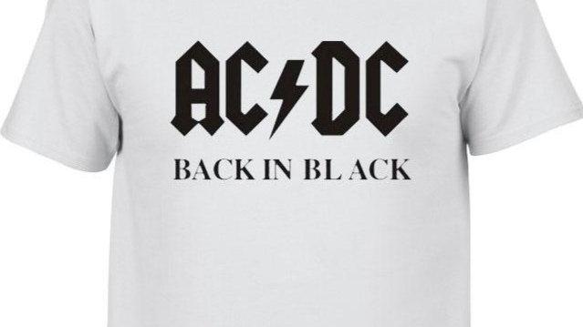 AC | DC ROCK T-SHIRT