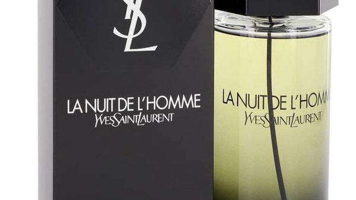 Ysl La Nuit De L'homme 100 ml