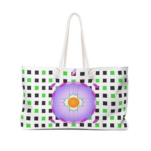 KAMALA A : weekender bag