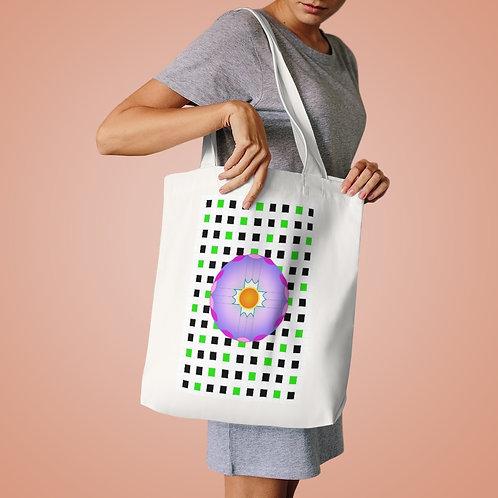 KAMALA A : cotton tote bag