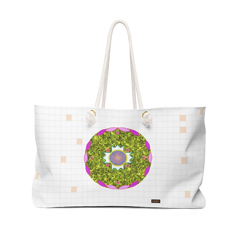 KAMALA C : Weekender Bag