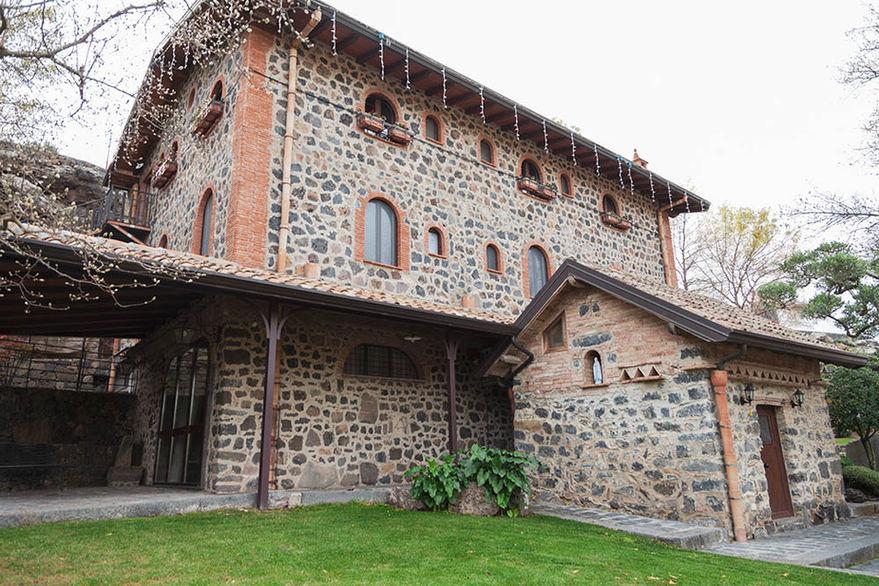 The Casolare delle Balze
