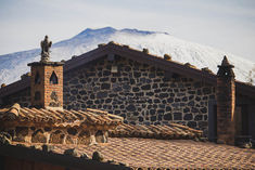 L'Etna, Agriturismo