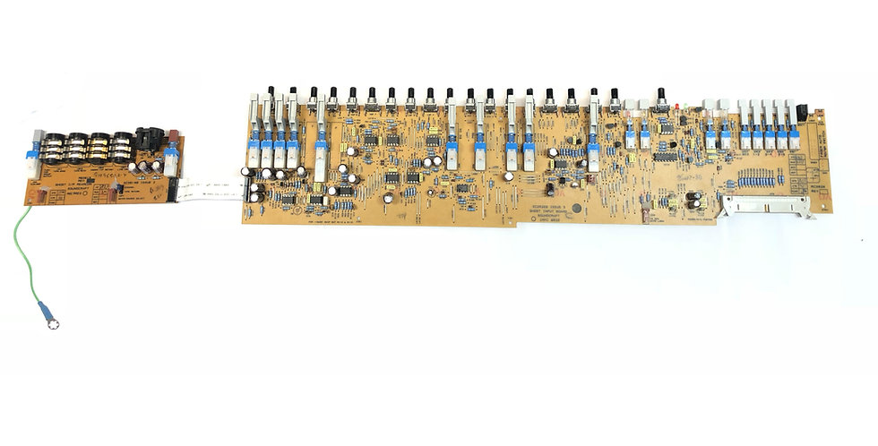 Modified Soundcraft Ghost Input Channel Module