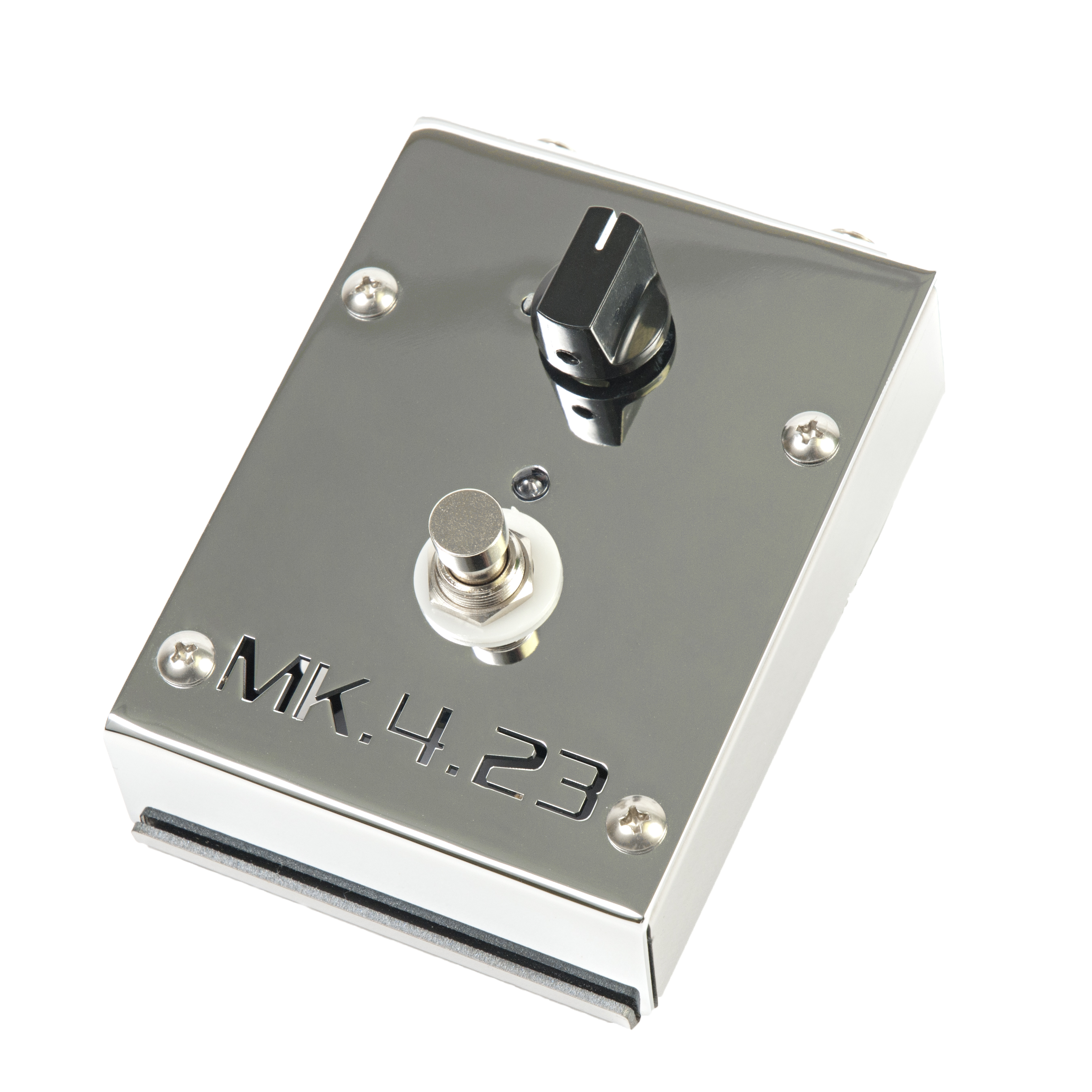MK.4.23 Chrome - boost pedal profile