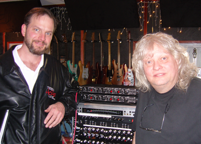 "The First MW1s designed by Michael Wagener and Alex ""Skip' Welti of Creation Audio Labs"