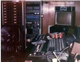 Michael Wagener's first studio Tennessee Tonstudio in Hamburg Germany