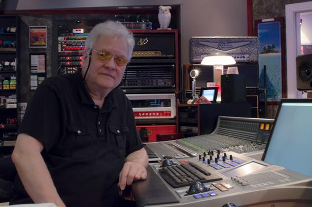 Michael Wagener at WireWorld Studio near Nashville TN