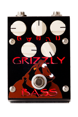 Grizzly Bass Effect Pedal