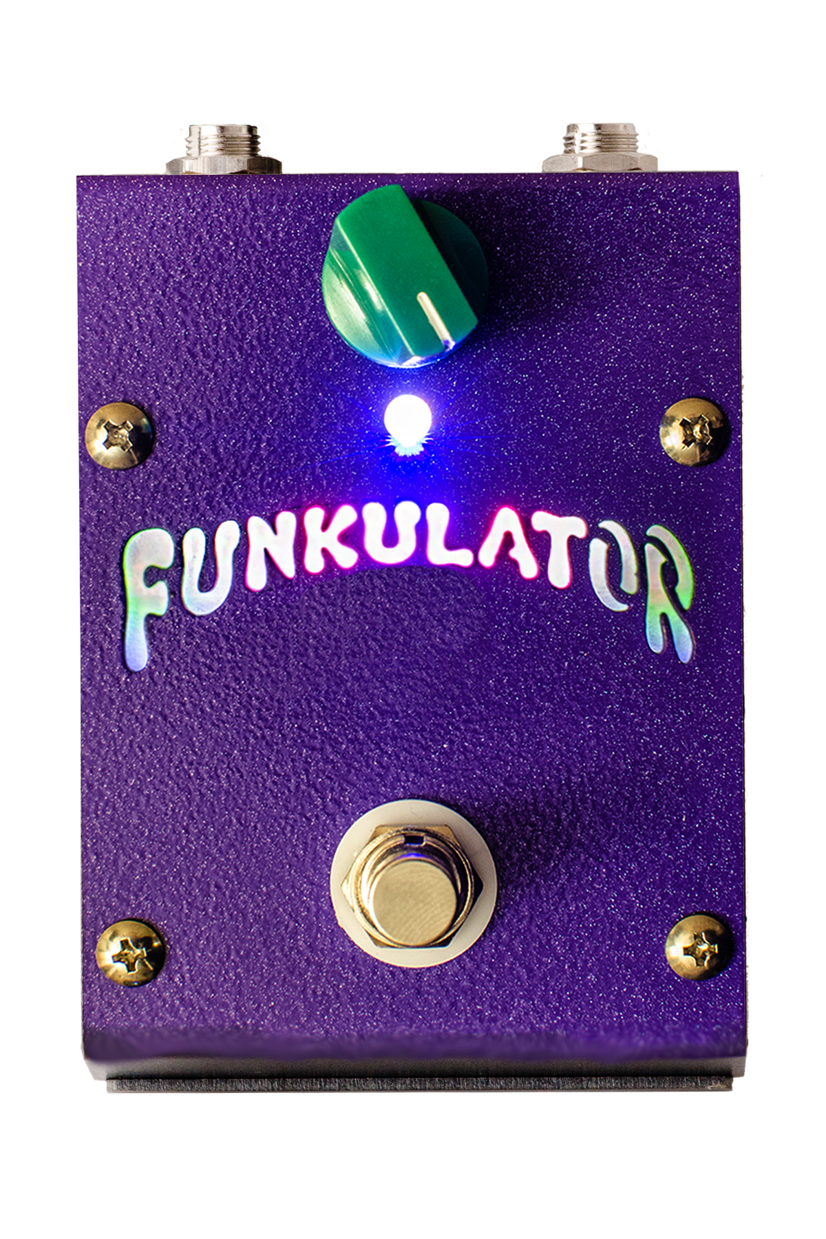 Funkulator Bass Effect Pedal