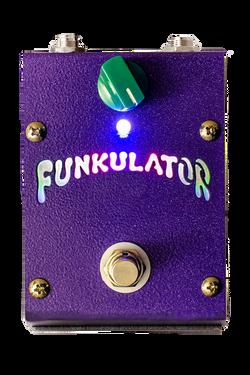 Funkulator Bass Effect Pedal