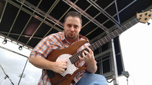Prominent Music Educator, Clinician, Songwriter, Seasoned Guitar Tech Gregory Bruce Campbell in the