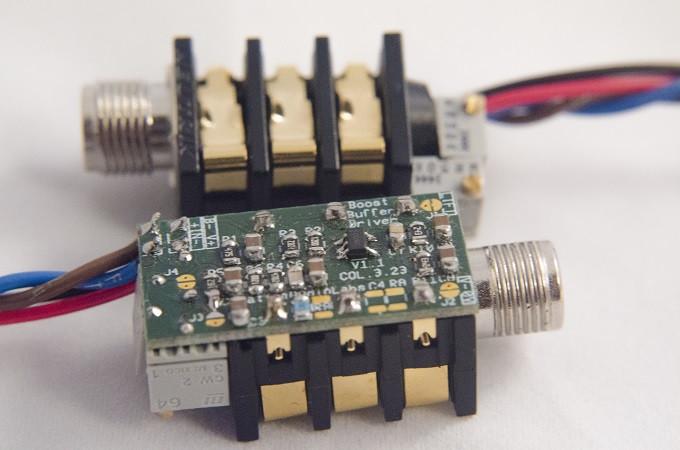 Retrofit pseudo-balanced outputs for audio upgrades