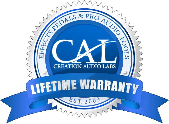 Lifetime warranty on manufacturing craftsmanship.