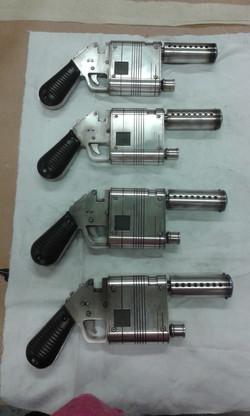 Star Wars prop guns