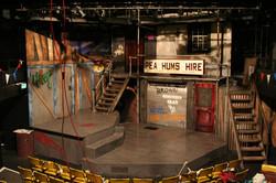 Threepenny Opera Set