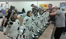 Star Wars crew gifts