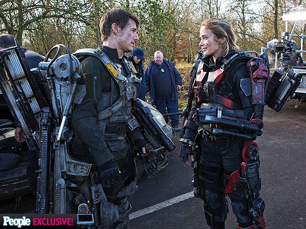 Edge of Tomorrow 2016