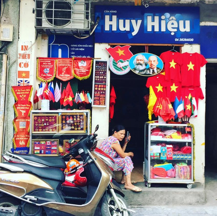 Crime and punishment in Vietnam: a reflection
