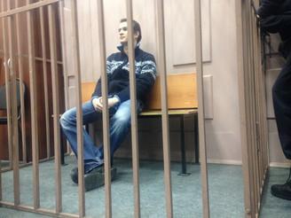 Суд продлил срок содержания под стражей Владимиру Комарницкому и его соратникам.