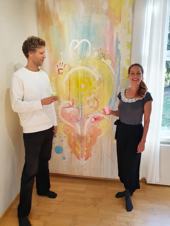 Sanna Valkiala & Jukka Uljas