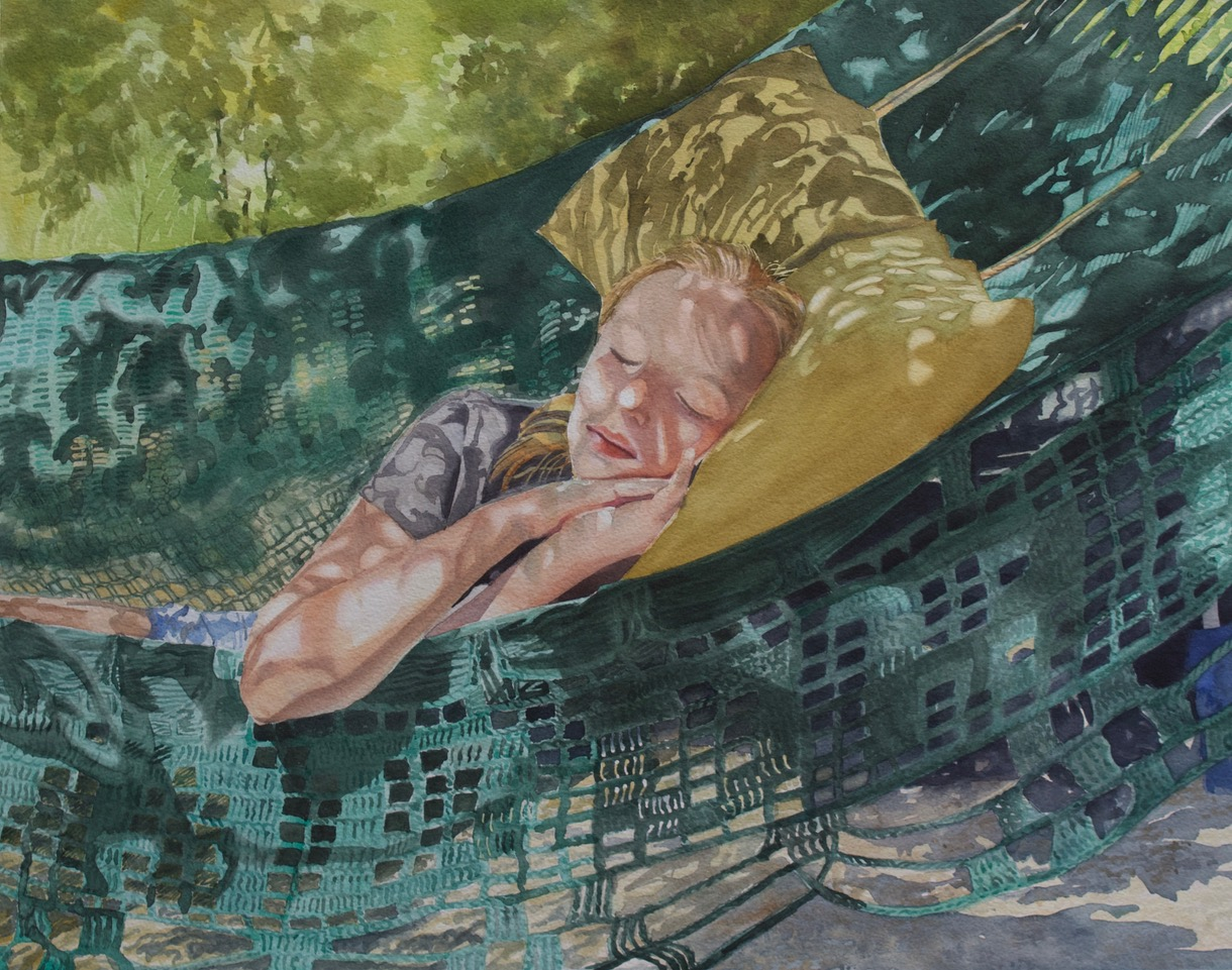 Dreaming en Plein Air