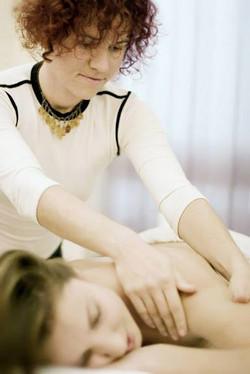Шведский массаж, массаж