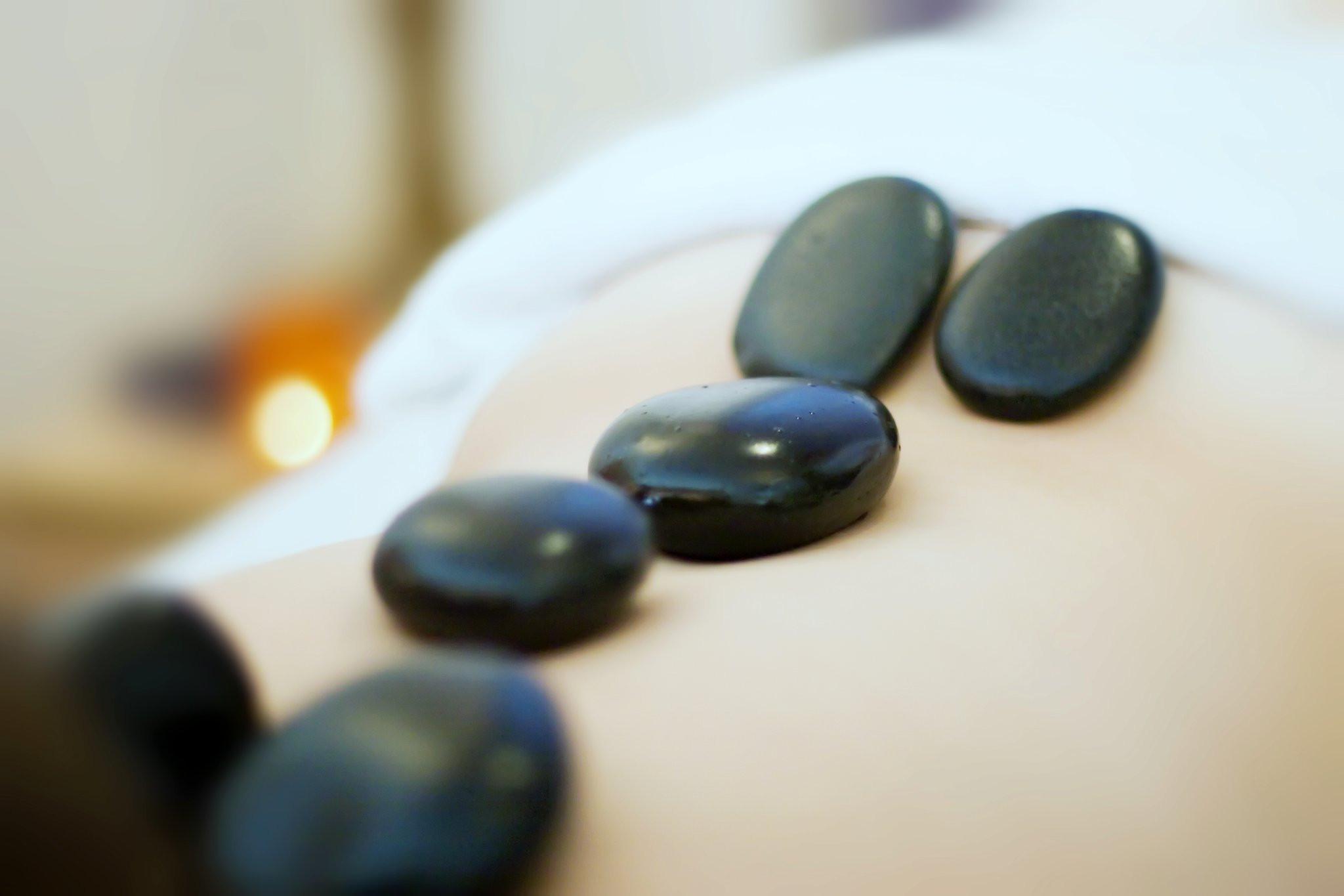 Индейский массаж горячие камни
