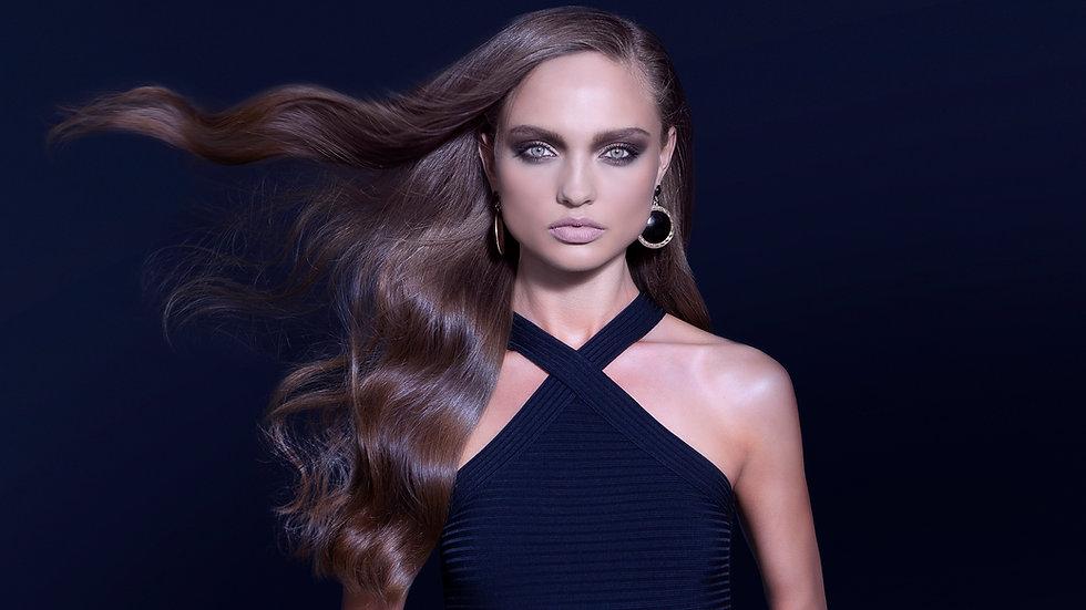Shrink Link/Shrinkies Hair Extensions
