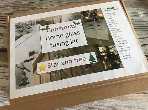 Christmas Home Kit -  Star and Tree