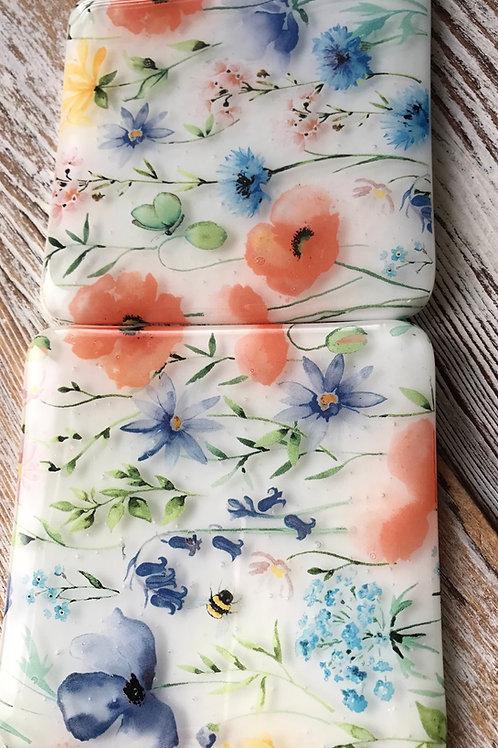 Wildflower Coaster