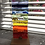 Thumbnail: Rainbow Heart Free-standing Fused Glass Light Catcher