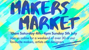 Virtual/Digital Craft Fairs - do come!
