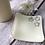 Thumbnail: Silver Flower Fused Glass Trinket Dish