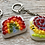 Thumbnail: Home Glass Fusing Kit - Two key-rings