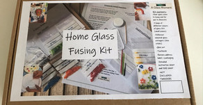 What to try glass fusing?  Try a Home Kit