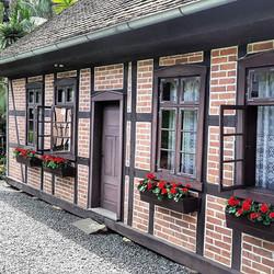 Pousada rural em Enxaimel Wachholz em Pomerode