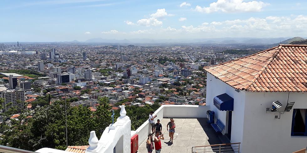Trem de Belo Horizonte à Vitória 2021