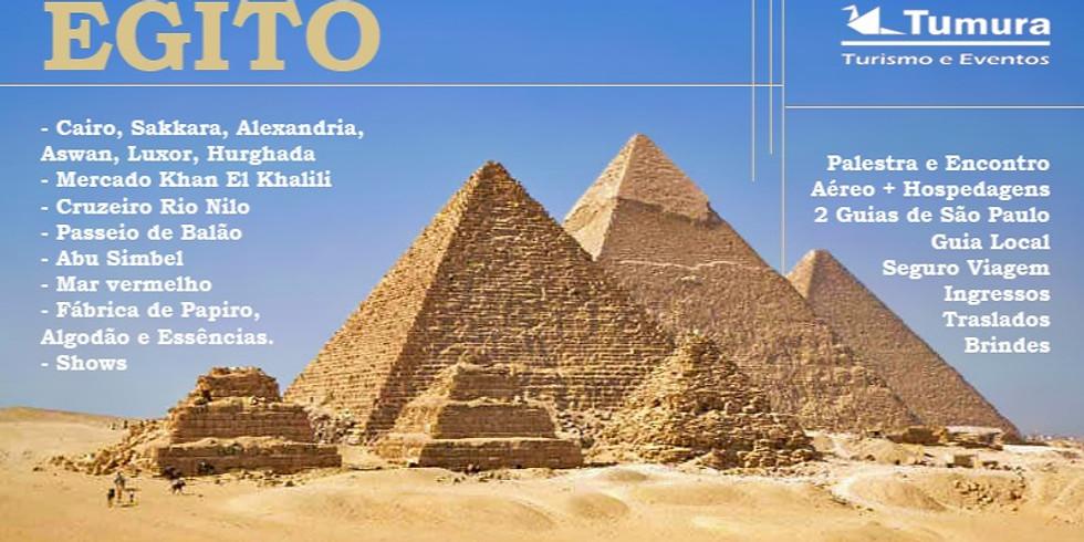 Egito Histórico e Completo